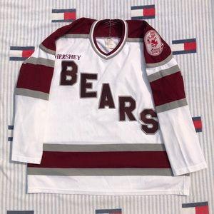 Vintage Maska CCM Hershey Bears hockey jersey